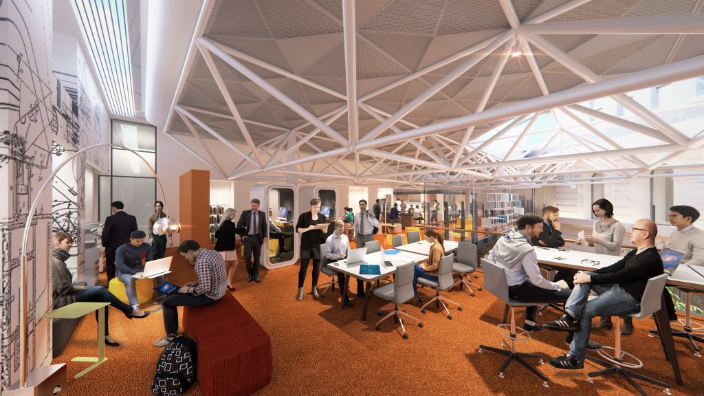 StartSpace - State Library Victoria