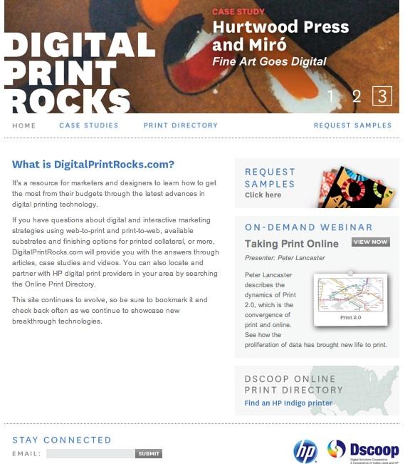 Remix HP Digital rocks