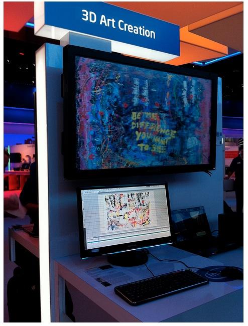 Remix Intel 3d