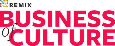 The Business of Culture by REMIX - an online course and incubator
